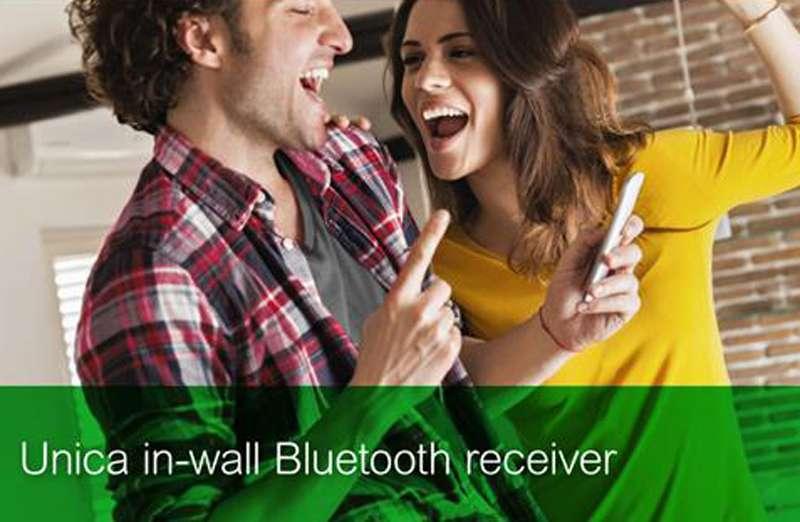NOVO Unica uzidni Bluetooth sistem