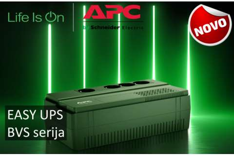 Schneider Electric Easy UPS 1 Ph BVS Serija