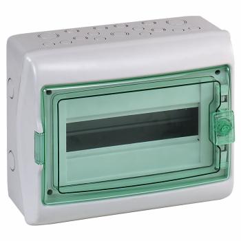 Kaedra - za modularni uređaj - 1 x 18 modula - 1 priključni blok