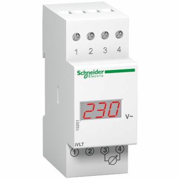 modularni digitalni voltmetar iVLT - 230V - 0..600V