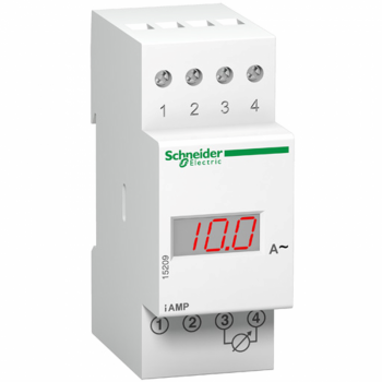 modularni digitalni ampermetar iAMP - 230V - 5..5000A
