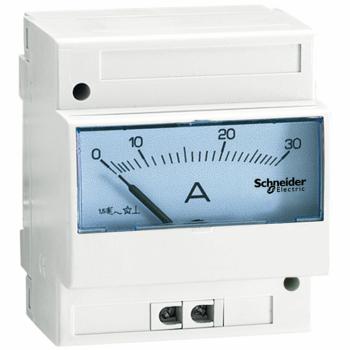 skala ampermetra - 0..100 A