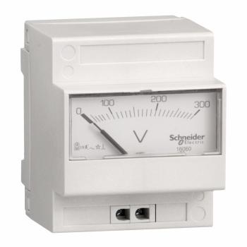 modularni analogni voltmetar iVLT - 0..300 V