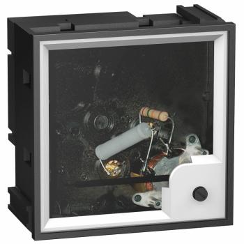 ampermetar AMP PowerLogic - 96 x 96 - feromagnetni - za motorni dovod