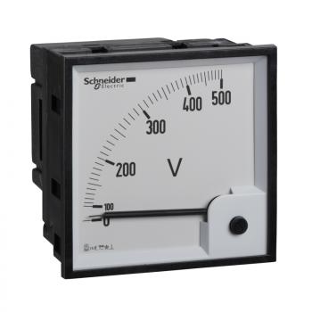 ampermetarska skala PowerLogic - 1.3 In - prenosni odnos 2500/5 A