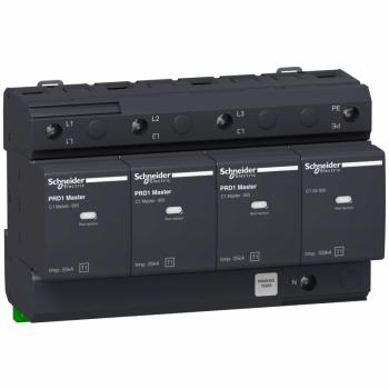 PRD1 Master modularni odvodnik prenapona - 3P + N - 350V - sa daljinskom signal.