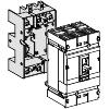 2 kratka poklopca priključaka - 4P - za NS100..250