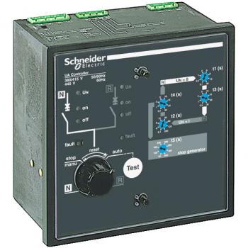 automatski kontroler - UA - 380..415 V