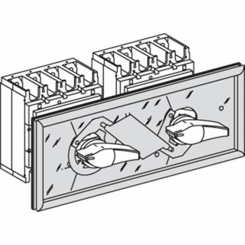blokada - za uređaj sa direktnom/produženom okretnom ručicom - 320...630 A