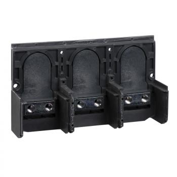 podnožje za poklopac priključaka - 3P - za INS/INV630b..1600