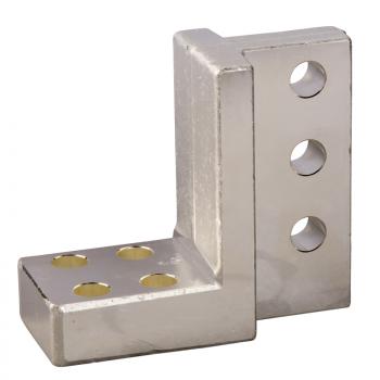 3 adaptera za vertikalni priključak - 3P - za Masterpact NT / NS630b..1600