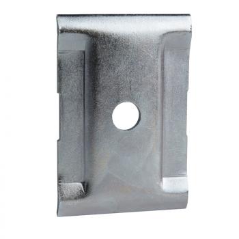 Performa - centralni viseći nosač - nerđajući čelik - 40 mm x 60 mm x 4 mm