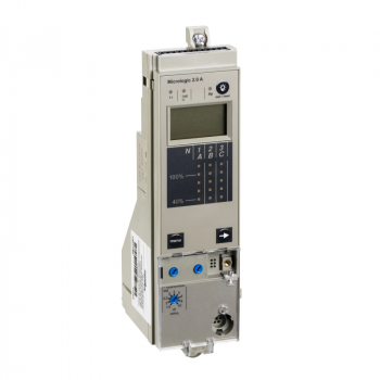 Micrologic 2.0 A zaštitna jedinica - LI - za NT fiksni, NW 08..63 fiksni