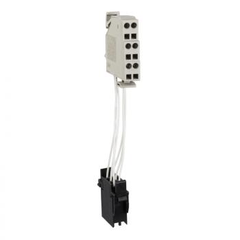 6-žični priključni blok - za Masterpact NW