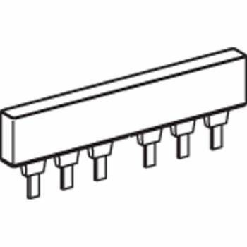 češljasta sabirnica za spajanje uređaja 3P - za ISFT100..160