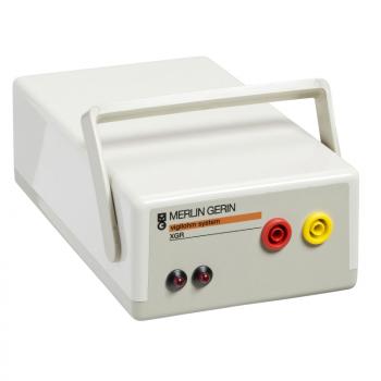prenosni generator XGR Vigilohm - 220...240 V AC 50/60 Hz - 2.5 mA 2.5 Hz