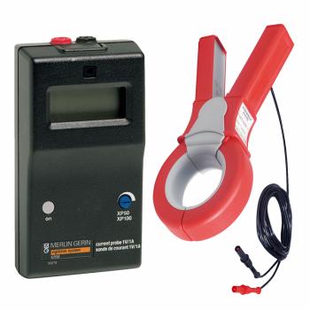 prenosni detektor i set strujnih klješta Vigilohm - XRM i XP50