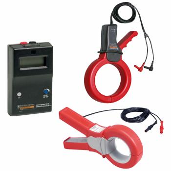pokretni detektor i set strujnih klješta Vigilohm- XRM, XP50 i XP100