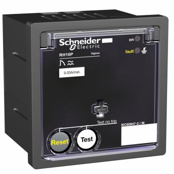relej diferencijalne zaštite RH10P - 100 mA - 240 V