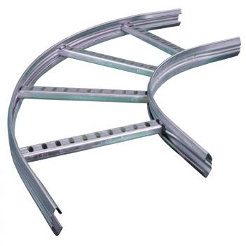 Wibe - element za skretanje pod uglom od 90° 15-600 - pregalvanizovani čelik