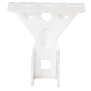 Wibe - element za pričvršćivanje na plafon W31 - pregalvanizovani čelik beli
