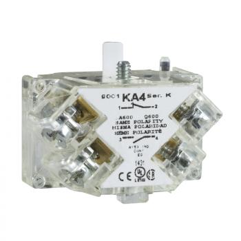 30MM kontaktni blok 1N/O 1N/C