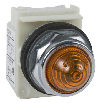 signalna lampica 120VAC 30MM tip K + opcije