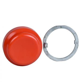 30MM crvena zaštitna guma za taster bez lampice