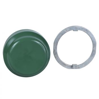 30MM zelena zaštitna kapica za taster bez lampice