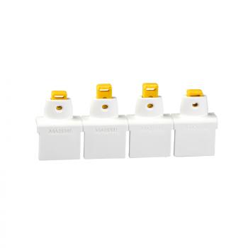 poklopci zavrtnjeva - 4P - 72 mm - za iC60, iID, Reflex iC60, iSW-NA
