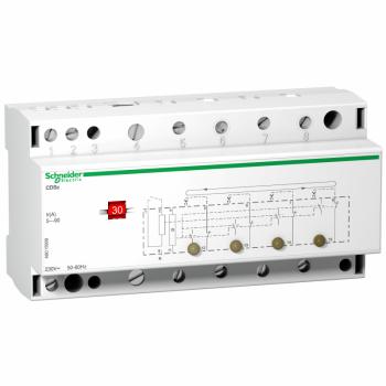 CDSc - monofazni kontaktor za raspodelu opterećenja - 4 kanala