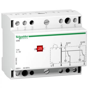 CDS - monofazni kontaktor za raspodelu opterećenja - 2 kanala
