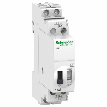 impulsni relej iTLI - 2P - 1NO+1NC - 16A - kalem 110 VDC - 230..240 VAC 50/60Hz
