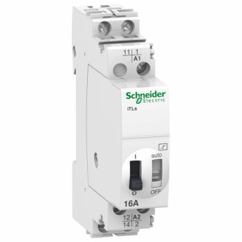 impulsni relej iTLs - 1P - 1NO - 16A - kalem 12 VDC - 24 VAC 50/60Hz