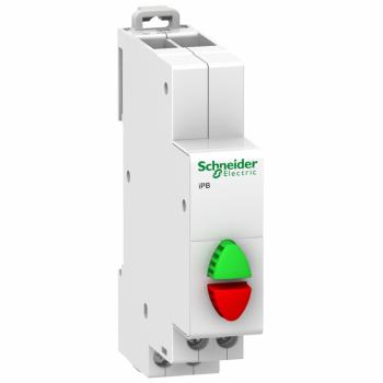 Acti9 iPB 1NO-1NC dvostruki taster zeleni/crveni