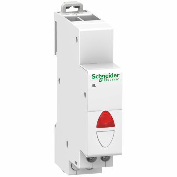 Acti9 iIL indikatorska lampica - crvena - 12-48 VAC/DC
