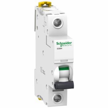 iC60H - automatski prekidač - 1P - 0.5A - D kriva