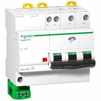 iQuick PF modularni odvodnik prenapona - 3P + N - 275V