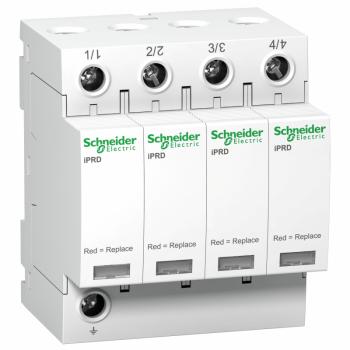 iPRD40r modularni odvodnik prenapona - 4P - 350V - sa daljinskom signal.