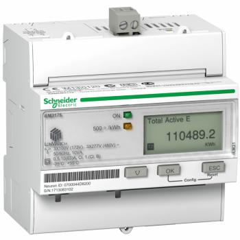 iEM3175 multimetar - 63 A - LON - 1 digitalni I - višetarifni