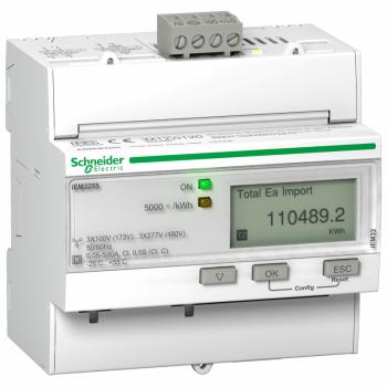 iEM3255 multimetar - CT - Modbus - 1 digitalni I - 1 digitalni O - višetarifni