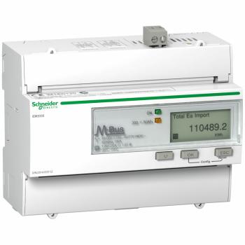 iEM3335 multimetar - 125 A - M-bus - 1 digitalni I - 1 digitalni O - višetarifni
