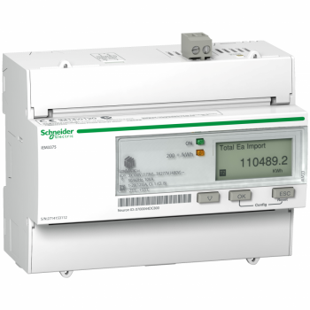 iEM3375 multimetar - 125 A - LON - 1 digitalni ulaz - višetarifni