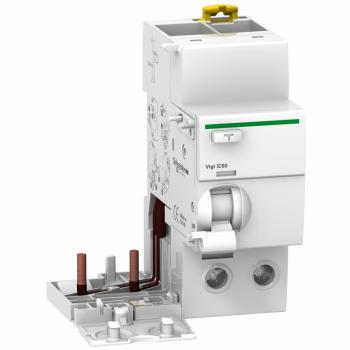 Vigi iC60 - dodatak diferencijalne zaštite - 2P - 63A - 100mA - AC tip
