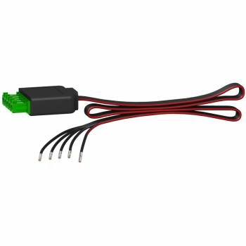 kabl sa jednim konektorom i slobodnim žicama - 870 mm 5-žični