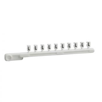bele odvojive oznake - 25 traka od 10 - znak L