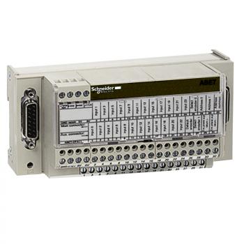I/O baza ABE7 - za brojačke i analogne kanale