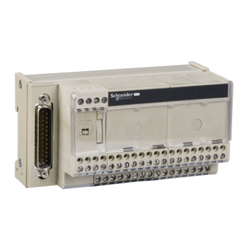 I/O baza ABE7 - za distribuciju 8 analognih kanala