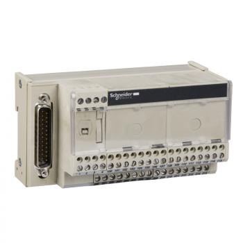 I/O baza ABE7 - za distribuciju 8 analogna ulazna kanala