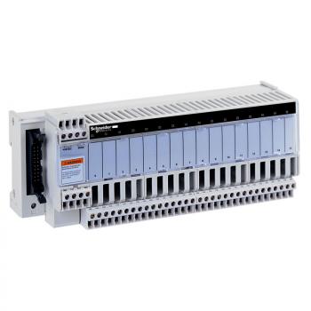 I/O baza ABE7 - 16 ulaza - 48 V AC